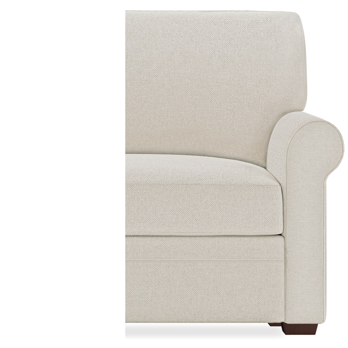 American Leather Gaines Comfort Sleeper--clean, simple, stylish