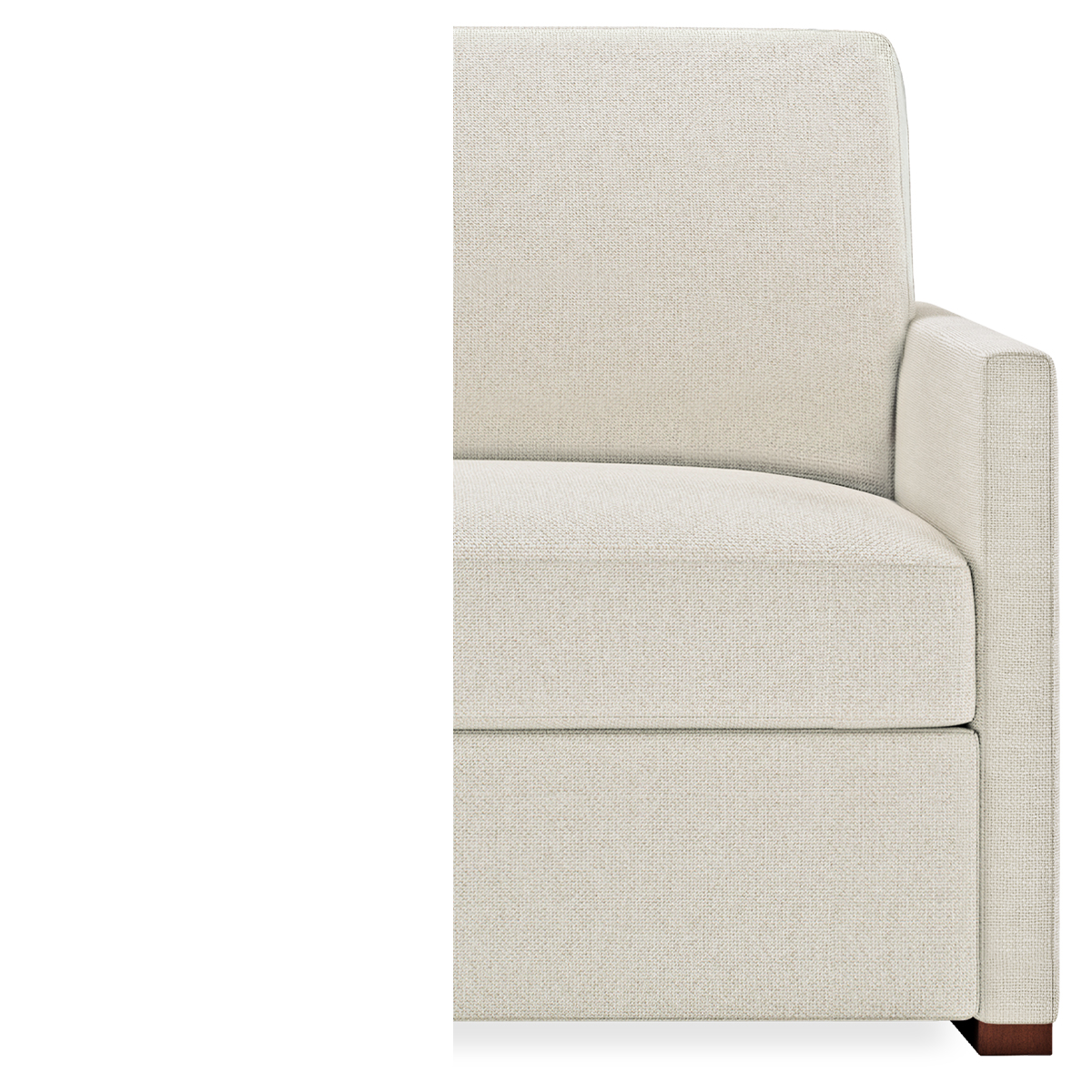 American Leather Pearson Comfort Sleeper--clean, simple, stylish