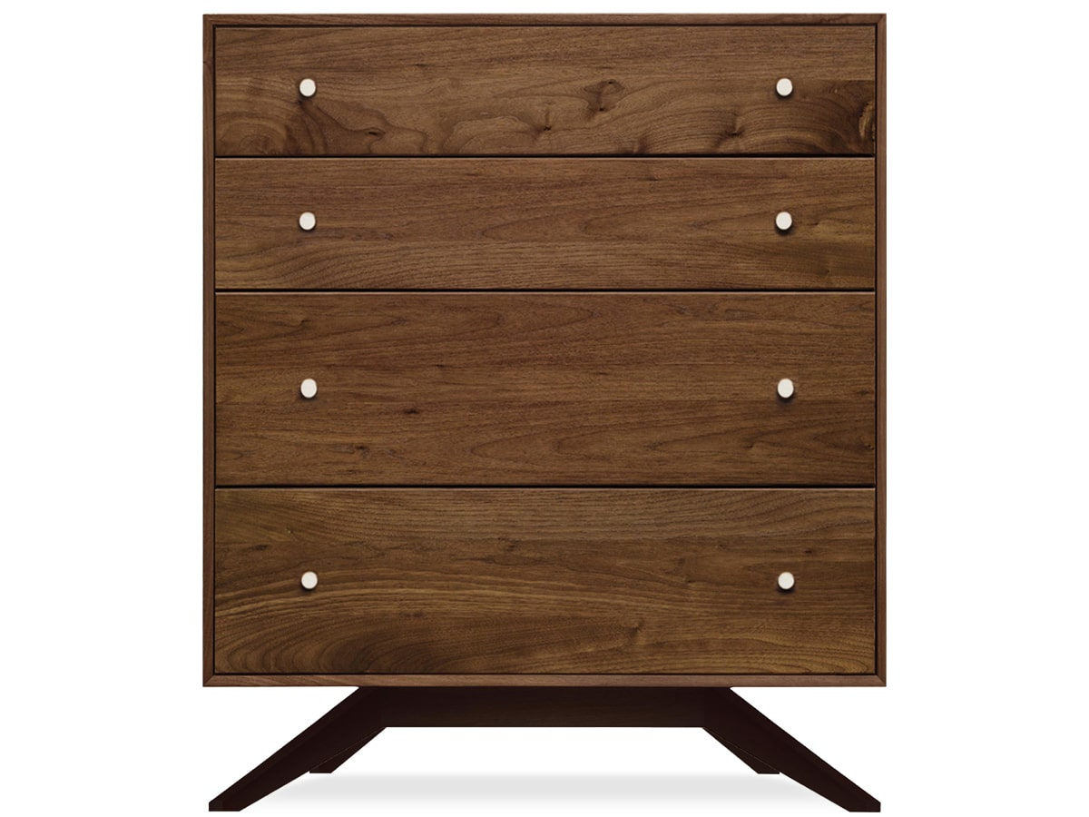 Order your Astrid solid wood bedroom chest of drawers online