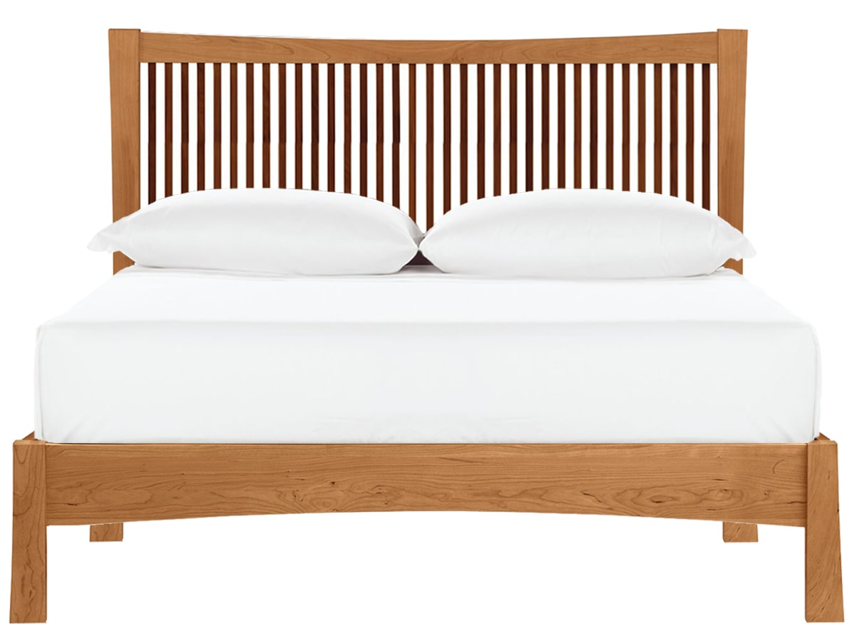 Berkeley Platform Bed by Copeland Furniture of Vermont