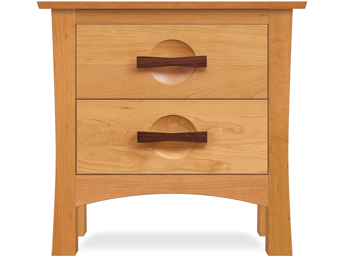 Berkeley 2 drawer nightstand