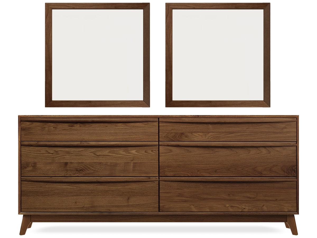 Catalina Bedroom 6-Drawer Dresser by Copeland Furniture