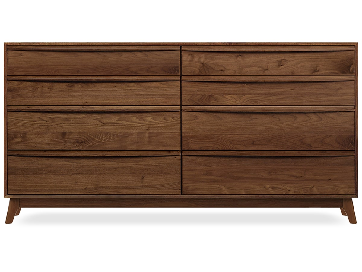 Catalina Bedroom 8-Drawer Dresser by Copeland Furniture