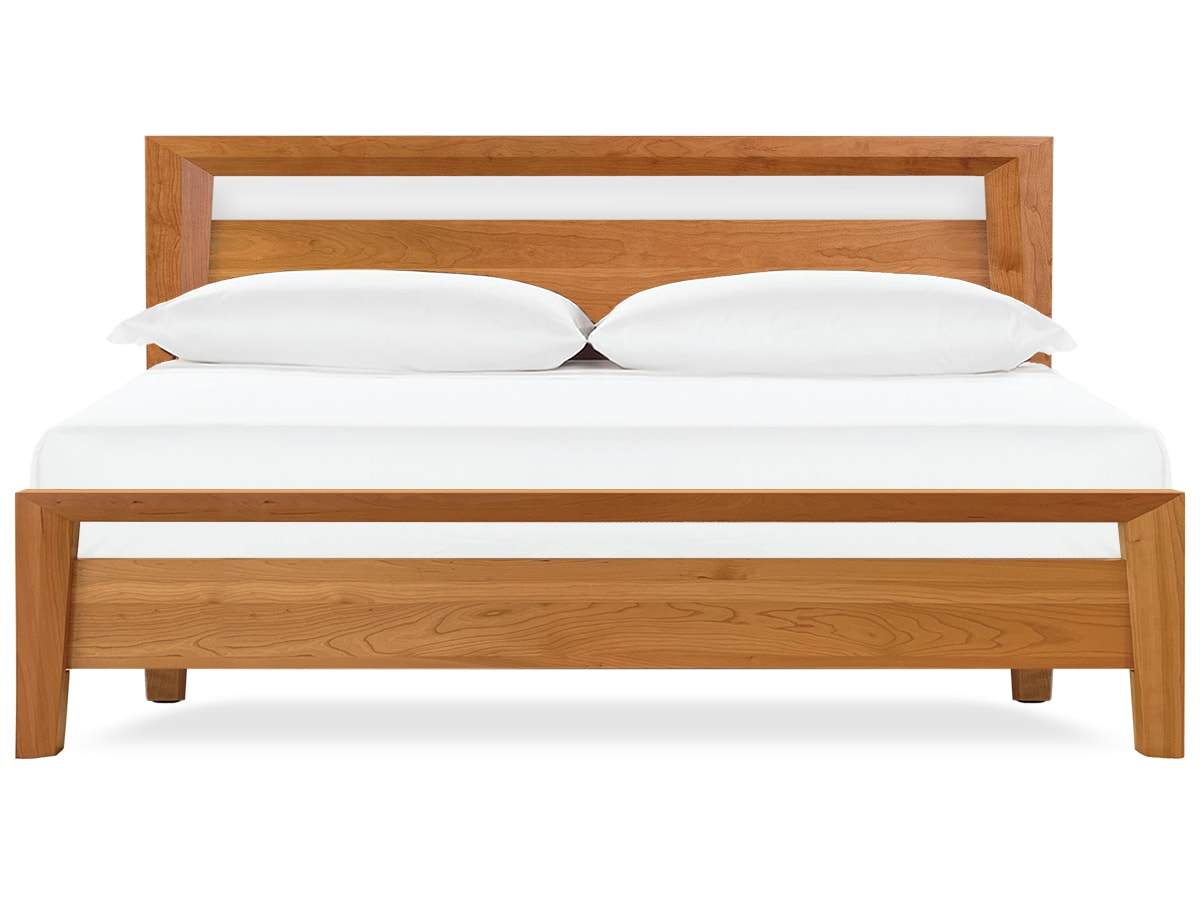 Mansfield Platform Bed by Copeland Furniture of Vermont