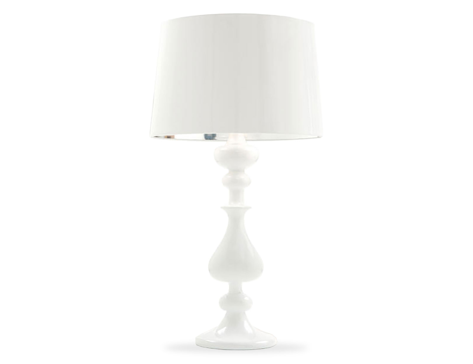 Arteriors Lola White Table Lamp Clearance Sale