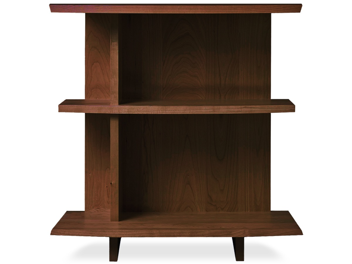 Shelf Nightstands by Copeland Furniture of Vermont