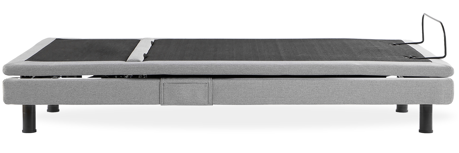 Malouf M555 Adjustable Mattress Base Flat